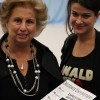 Maria Falcone a Triggiano conclude SWITCH OFF, tra arte e legalità