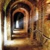 Le gallerie del castello sforzesco