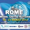 Progetto Rome Model United Nations: gli studenti giocano a fare i delegati delle Nazioni Unite