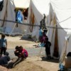 Reportage dal campo profughi di Antakya, Turchia.
