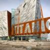 """La nave """"Titanic"""" passa alla storia: inaugurato il Museo di Belfast"""