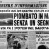 Strage di Ustica: la svolta francese apporta uno spiraglio di verità